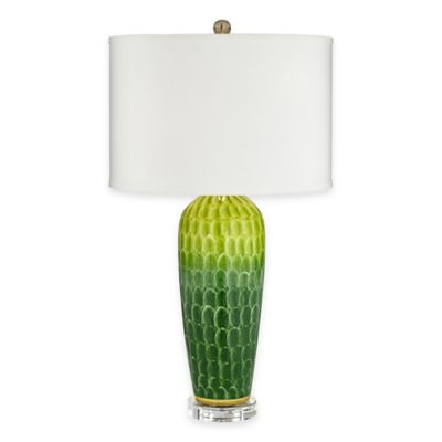 Pacific Coast® Kathy Ireland® Waimanalo Forest Table Lamp