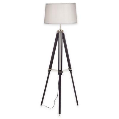 Pacific Coast® Lighting Tripod Floor Lamp in Espresso
