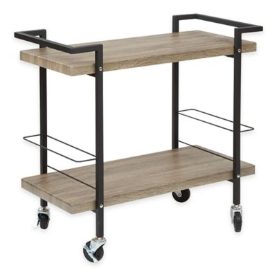 Office Star® Products Maxwell Serving Cart