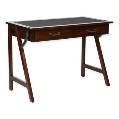 Office Star Products Dorset Computer Desk in Black