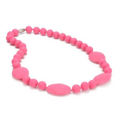 Chewbeads Perry Necklace in Pink