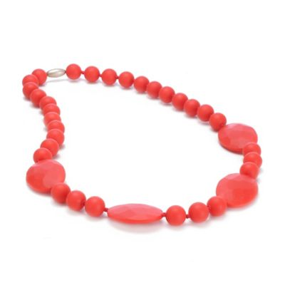 Chewbeads Perry Necklace in Red