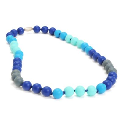 Chewbeads Bleecker Necklace in Turquoise