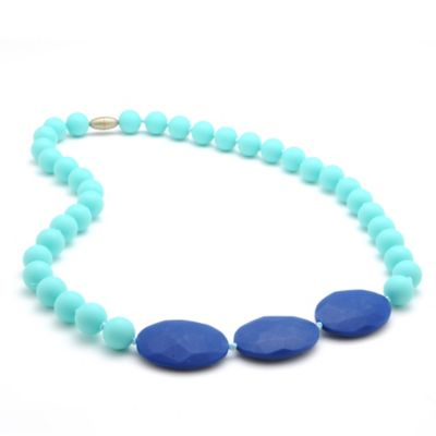 Chewbeads Greenwich Necklace in Turquoise