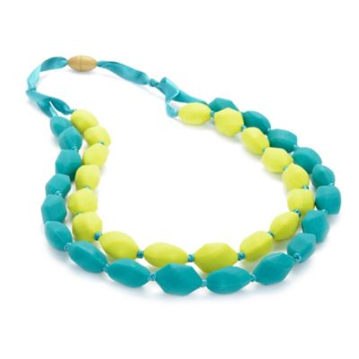 Chewbeads Astor Necklace in Green