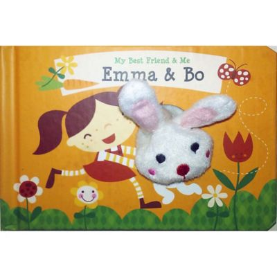 """My Best Friend & Me: Emma & Bo"" Interactive Finger Puppet Book"
