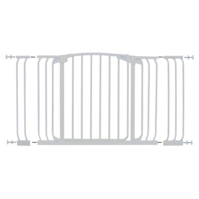 Dreambaby® Chelsea Extra Wide Auto Close Security Gate in White