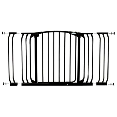 Dreambaby® Chelsea Extra Wide Auto Close Security Gate in Black