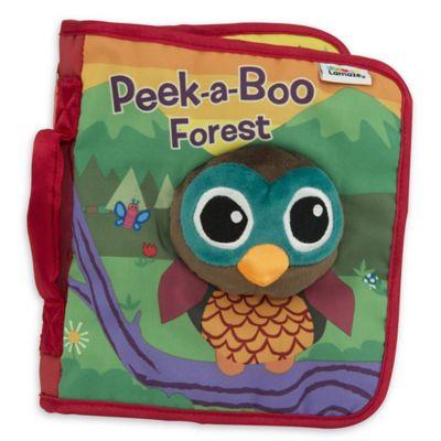 """Lamaze® """"Peek-A-Boo Forest"""" Soft Book"""