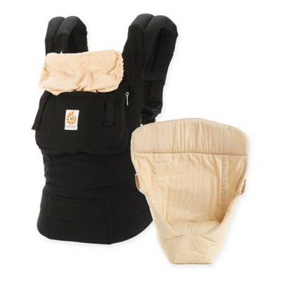 Ergobaby™ 2016 Original Collection Bundle of Joy Baby Carrier in Black/Camel