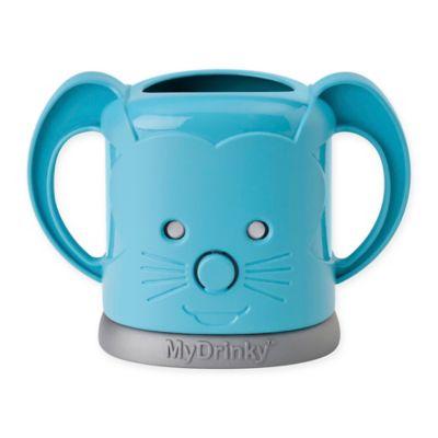 InchBug® MyDrinky™ Adjustable Juice Box Holder in Aqua