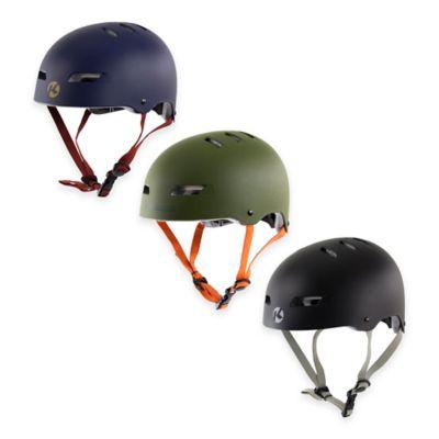 Kryptonics Size S/M Step Up Hunter Helmet in Green