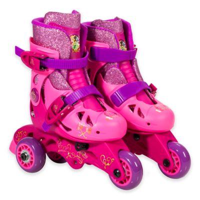 PlayWheels™ Disney Princess™ Convertible 2-in-1 Kids Skates