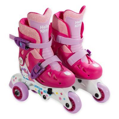PlayWheels™ Hello Kitty® Glitter Convertible 2-in-1 Skates