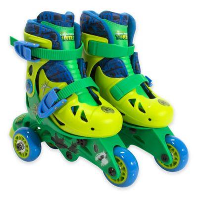 PlayWheels™ Teenage Mutant Ninja Turtles™ Convertible 2-in-1 Kids Skates