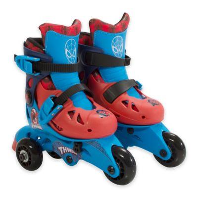 PlayWheels™ Ultimate Spider-Man® Convertible 2-in-1 Kids Skates
