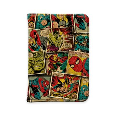 Marvel Comic® Mania Passport Holder