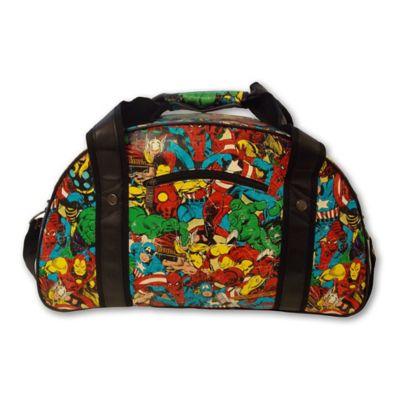 Marvel® Multi-Character Retro Gym Bag