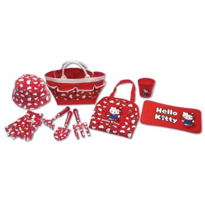 Hello Kitty® 9-Piece Children's Garden Tool Set