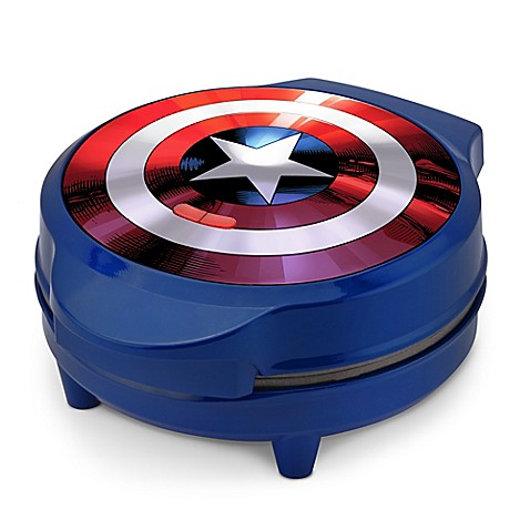 Captain America Shield Waffle Maker Bed Bath Amp Beyond
