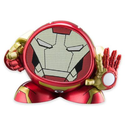 Iron Man Bluetooth® Character Speaker