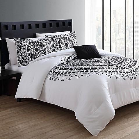 Vcny Tessa 4 Piece Duvet Cover Set Www Bedbathandbeyond Com
