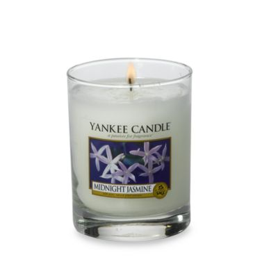 Yankee Candle® Midnight Jasmine Small Lidded Candle Tumbler