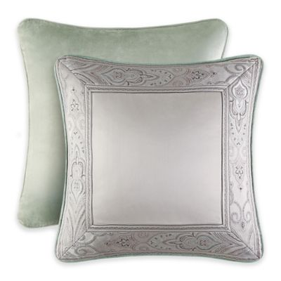 J. Queen New York™ Romance European Pillow Sham in Spa