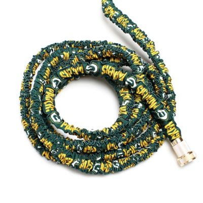 NFL Green Bay Packers Expandable Garden Hose