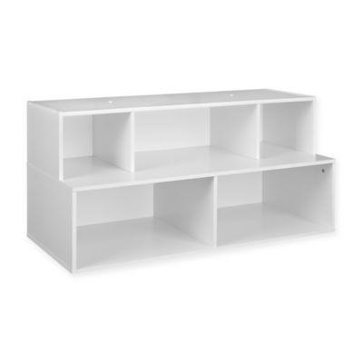 ClosetMaid® Floor Organizer in White