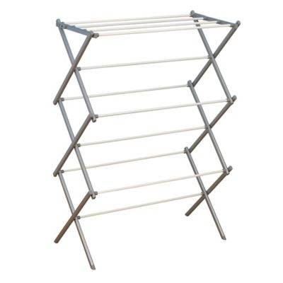 Household Essentials® RTA Steel Clothes Drying Rack