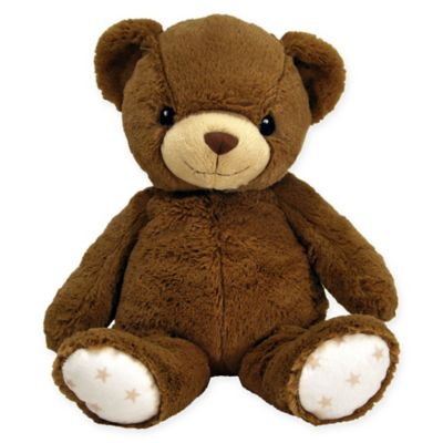 Hugginz Bear Plush in Brown
