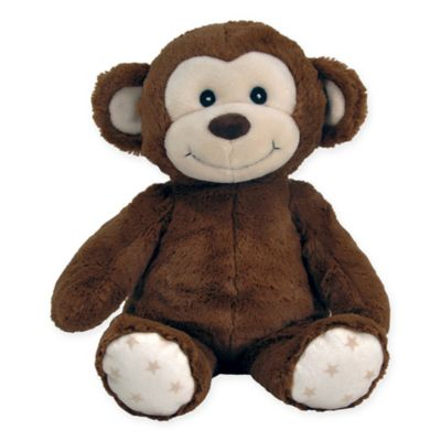cloud b® Hugginz Monkey Plush in Brown