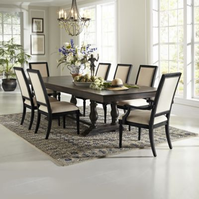 Pulaski 9-Piece Montserrat Dining Table and St. Raphael Chairs Set