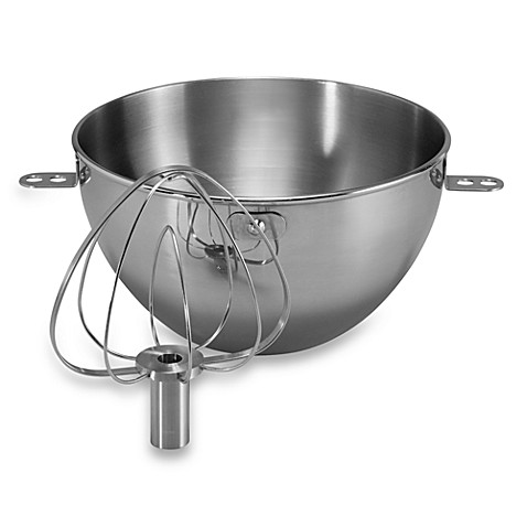 KitchenAid® 3-Quart Bowl with Whip
