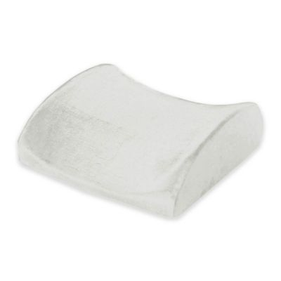 Remedy™ Natural Pedic Small Lumbar Memory Foam Support Cushion Pillow