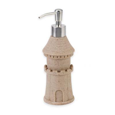 Sand Lotion Dispenser