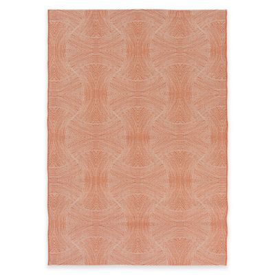 Style Statements by Surya Locarno 2-Foot x 3-Foot 6-Inch Indoor/Outdoor Accent Rug in Orange