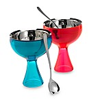Ice Cream Bowl And Spoon by Alessi