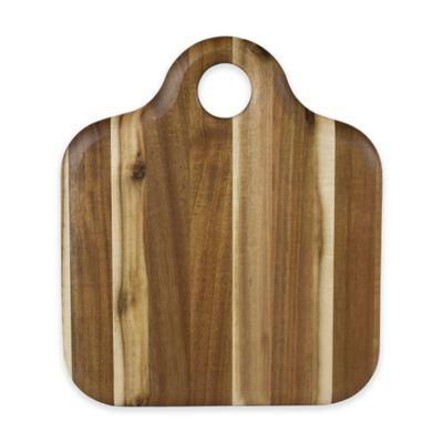 Architec® Homegrown Gourmet Harvest Farm 12-Inch x 14-Inch Acacia Wood Cutting Board