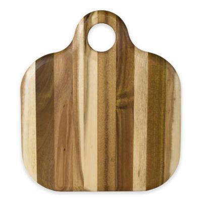 Architec® Homegrown Gourmet Harvest Farm 14-Inch x 16-Inch Acacia Wood Cutting Board