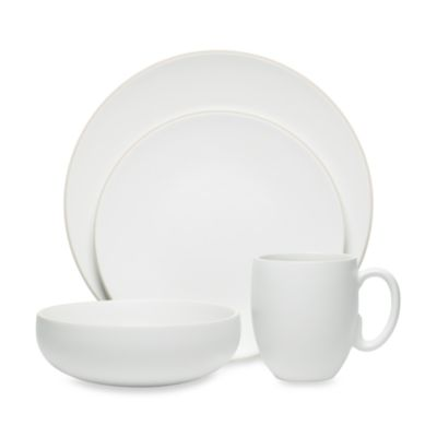 Vera Wang Wedgwood® Chalk 4-Piece Place Setting