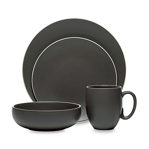 Vera Wang Wedgwood® Graphite 4-Piece Place Setting