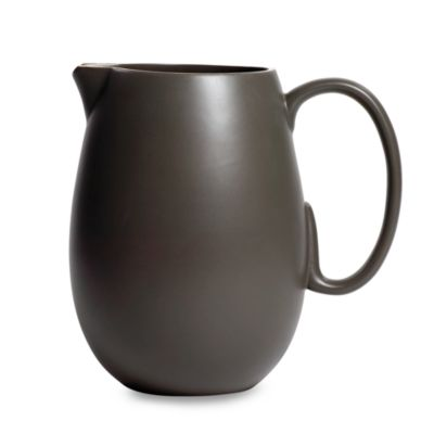 Vera Wang Wedgwood® Graphite 80-Ounce Pitcher