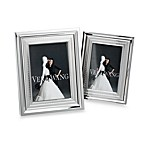 Vera Wang Wedgwood® Silverplate With Love Frame