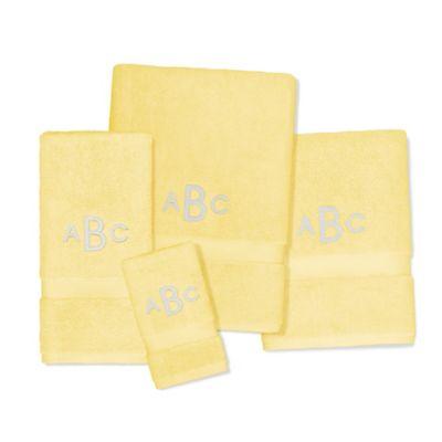 Wamsutta® 805-Gram Turkish Cotton Hand Towel in Sunshine