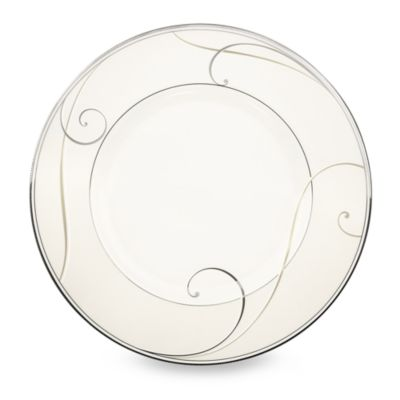 Platinum Wave Accent Plate