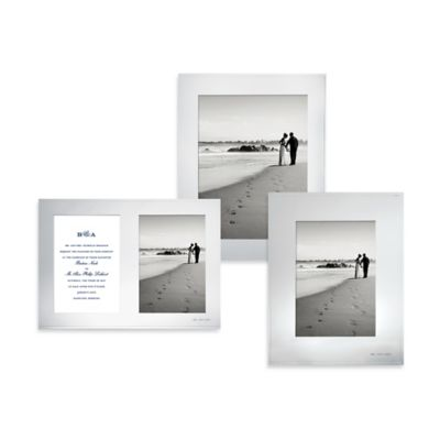 kate spade new york Darling Point Double 5-Inch x 7-Inch Photo Frame