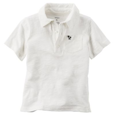 carter's® Size 18M Polo Shirt in Ivy