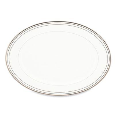 Mikasa® Platinum Link 16-Inch Oval Platter